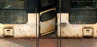 Old Train Car. Bethlehem Steel. Bethlehem Pennsylvania