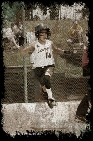 Girls Softball. Lehigh Valley, Pennsylvania