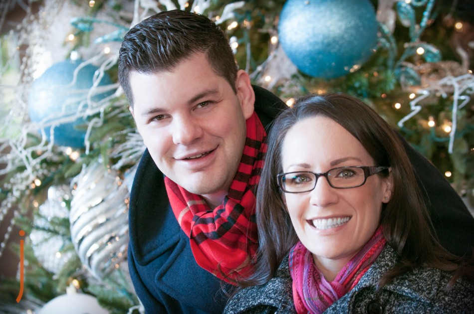 Aaron & Brenda Houtsch Downtown Bethlehem Pennsylvania