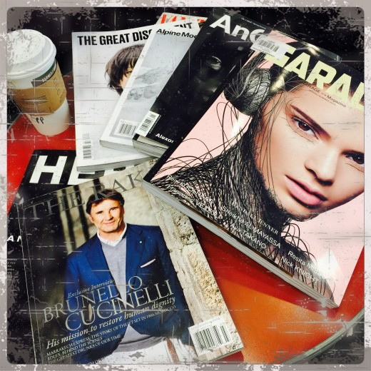 High Quality Magazines